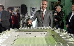 Allianz-Stadion: Rapids neues Spielzeug