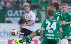 Rapid verpatzte Europa-League-Generalprobe