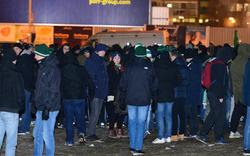 Rapid-Ultras durften nicht ins Stadion