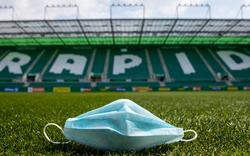 Fußball-Klubs bieten Schutzmasken in Klubfarben an