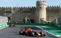 Hamilton beeindruckt bei Baku-Qualifying