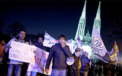 37 Asylwerber im Hunger-Streik