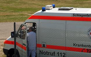 OÖ: Sechsjährige von Auto niedergefahren