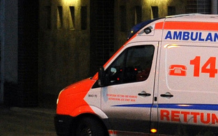 Zwei Personen bei Verkehrsunfall verletzt