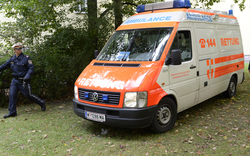 Paar übersteht Horror-Unfall unverletzt
