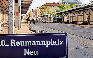 'Reumannplatz Neu' - ab dem Herbst wird gebaut