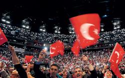10.000 wollen Erdogan feiern
