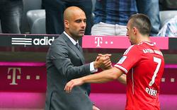 Ribery: Total-Abrechnung mit Pep