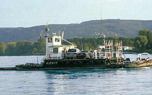 Donaubrücke ist in Klo'burg heißes Thema