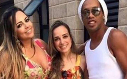 Irre: Ronaldinho plant Hochzeits-Dreier