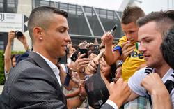 Stadt im Ausnahmezustand: Hier trifft Ronaldo in Turin ein