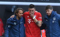 Bayern-Star Süle erlitt Kreuzbandriss