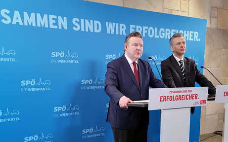 SPÖ rüstet sich für die große Schlacht um Wien