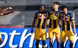 0:3 - LASK muss sich Salzburg geschlagen geben