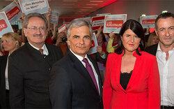 SPÖ startet in Intensiv-Wahlkampf
