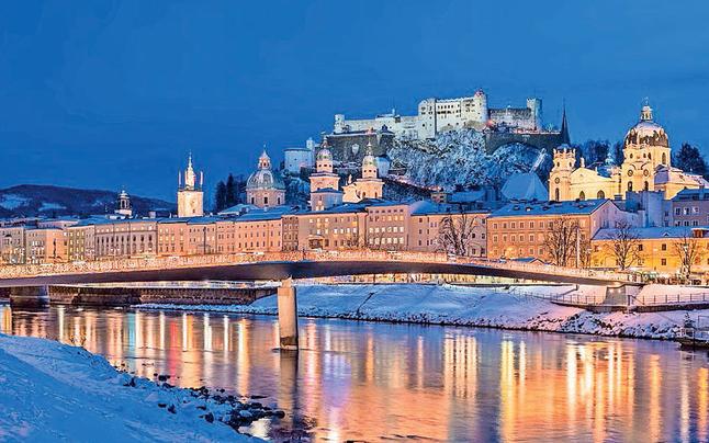 Salzburg fährt Tourismus-Rekord ein