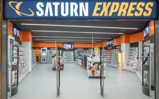 Saturn schließt Kassa-freien Store