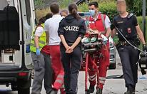Funkgerät rettete Polizisten das Leben