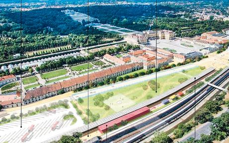 Widerstand gegen Betonwüste in Schönbrunn