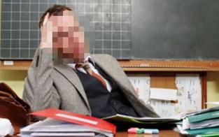Lehrer küsste Schülerin (12) – Dienstfrei gestellt