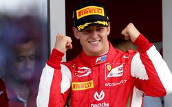 Mick Schumacher triumphiert in Sotschi