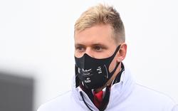 Absage: Herber Rückschlag für Mick Schumacher