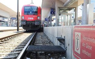 Technische Störung legte Bahnhof Hütteldorf lahm