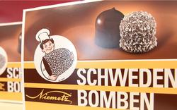 Die Schwedenbombe zieht um