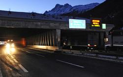 Arlbergstraßentunnel wird monatelang gesperrt