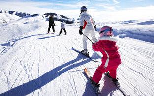 Skigebiete rüsten sich für den Winter