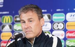 Weinender Slowaken-Trainer schimpft DFB-Team