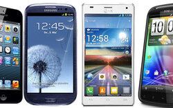 Weltweit 1 Milliarde aktive Smartphones