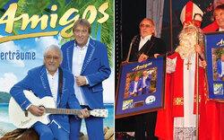 """Die """"Amigos"""" erhalten Platin"""