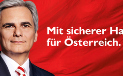 Die Wahlplakate der Parteien