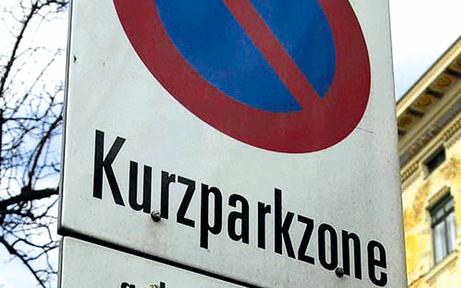 Ausweitung der Kurzparkzone