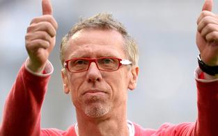 Peter Stöger verlängert in Köln bis 2017