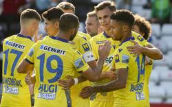 Admira blamiert sich im Derby gegen St. Pölten