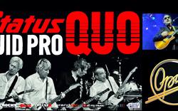 Status Quo & Opus in der Salzburg Arena