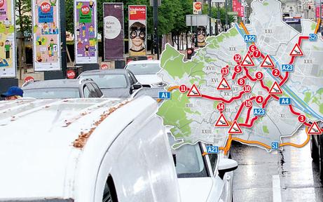 "Experte: ""Wien droht täglich ein Mega-Stau"""