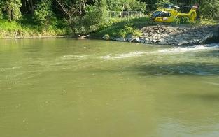 Lebensretter ertrinkt in der Donau