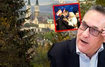 Strache verklagt Magazin von Klosterneuburg-Adresse aus