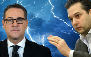 Strache klagt Nepp: So reagiert die FPÖ