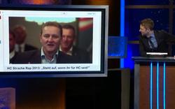 """US-TV: Strache wird zu """"Nazi by Nature"""""""