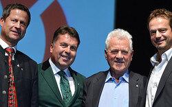 Stronach startet Salzburg-Wahlkampf