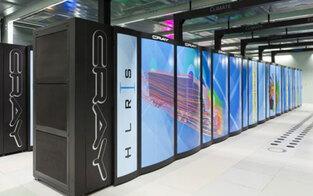 Neuer Supercomputer für Coronavirus & Co.