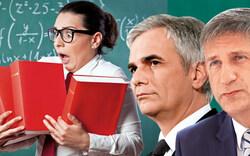 Gymnasium bleibt-wird Eliteschule