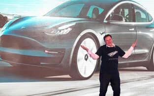 Tesla kündigt Elektroauto für 21.000 Euro an
