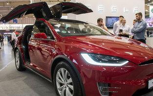 Tesla fällt ein Stein vom Herzen
