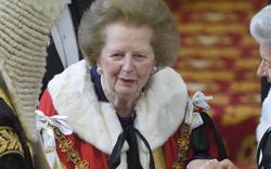 """""""Eiserne Lady"""" Maggie Thatcher gestorben"""