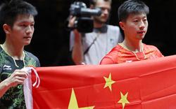 China: Tischtennis-Stars sorgen für Skandal